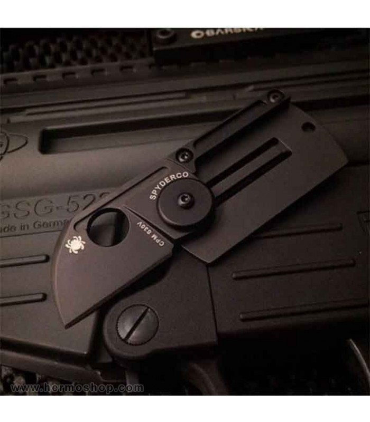 چاقو تاکتیکال مدل SPYDERCO CPM S30V