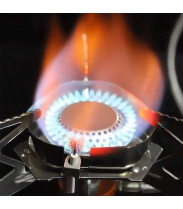 سرشعله شلنگ دار زميني ضد باد مدل T3