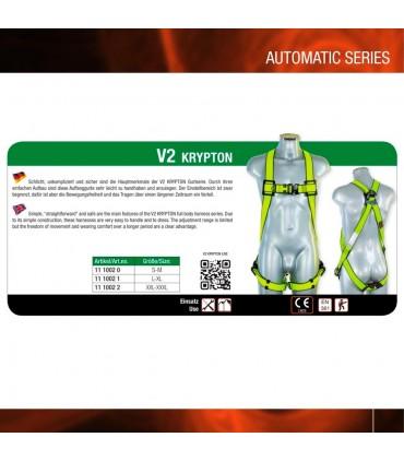 هارنس کار در ارتفاع ورتیکال مدل V2-Krypton