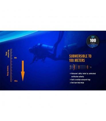 چراغ قوه فنیکس مدل SD11
